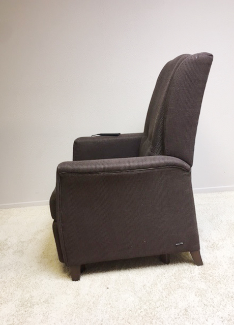 Sta Op Fauteuil.Sta Op Fauteuil In Stof Relax Outlet